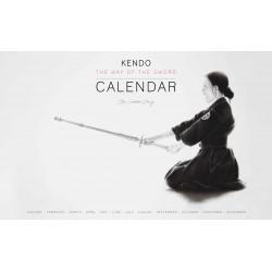 Seekee's kendo calendar 2018