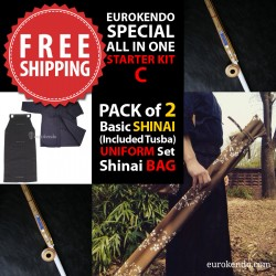 Starter Kit C - Extra Shinai Pack